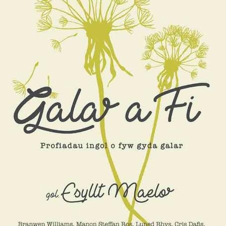 Adolygiad: Galar a Fi - gol. Esyllt Maelor