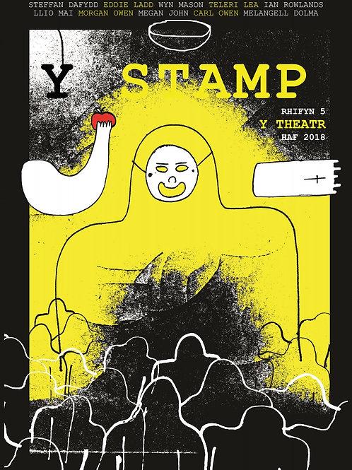 Y Stamp: Rhifyn 5 - Haf 2018