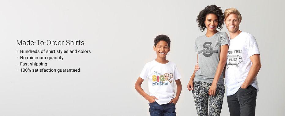 Audio T-Shirs