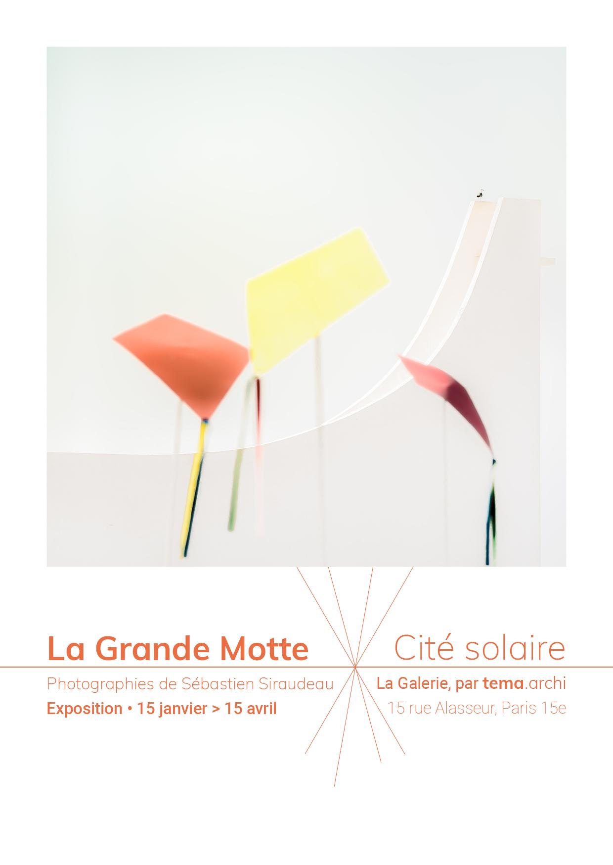 «La Grande Motte, Cité solaire»