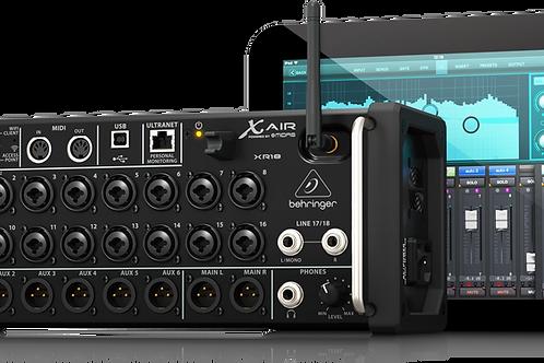 Цифровой микшер AIR XR 18 каналов