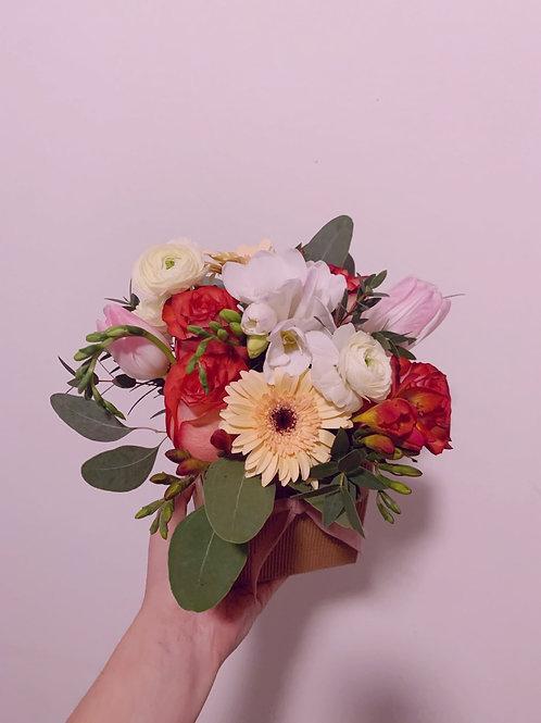 Square Box 🌻 Flores Naturais