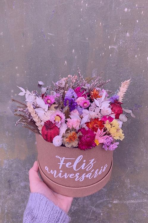 Box Floral (Média)