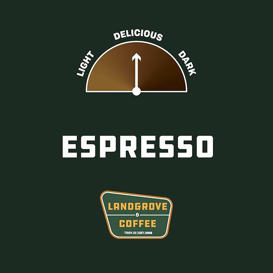 *Espresso