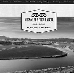Missour River Ranch