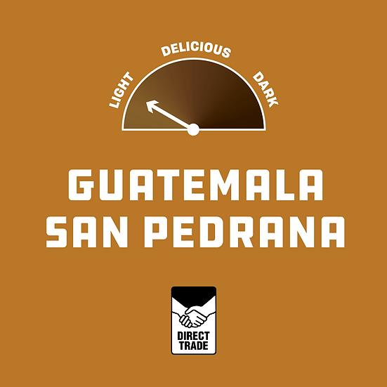 Guatemala San Pedrana