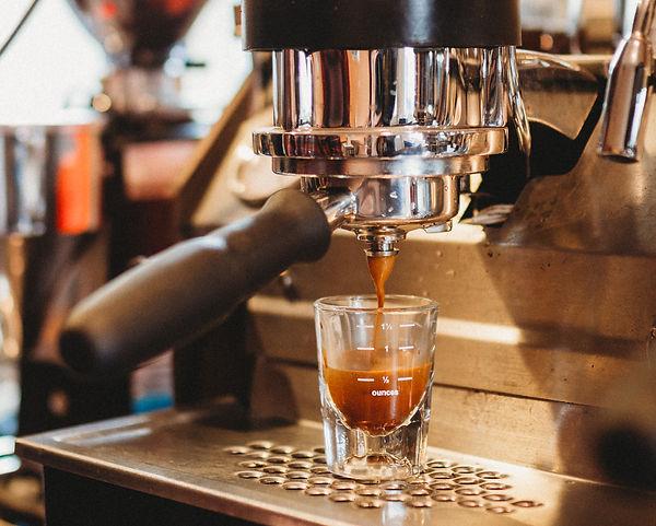 Espresso, coffee wholesale, Landgrove Coffee