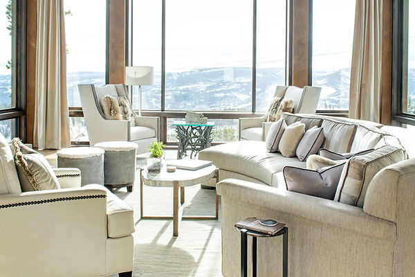 Big Sky Montana Interior Design