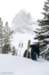 Custom Skis