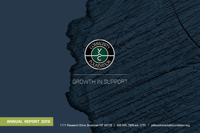 Yellowstone Club Community Foundation Annual Report