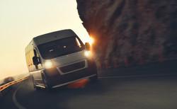 Yellowstone Tour Van