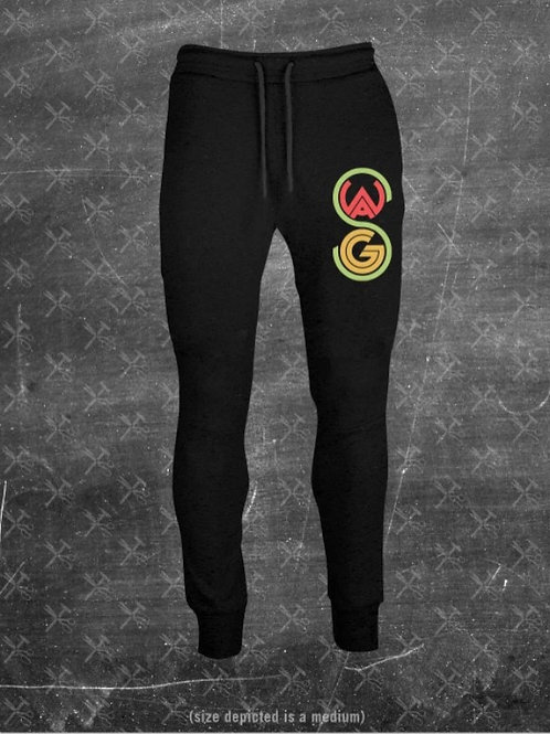 Swagg Apparel Embroidered Joggers