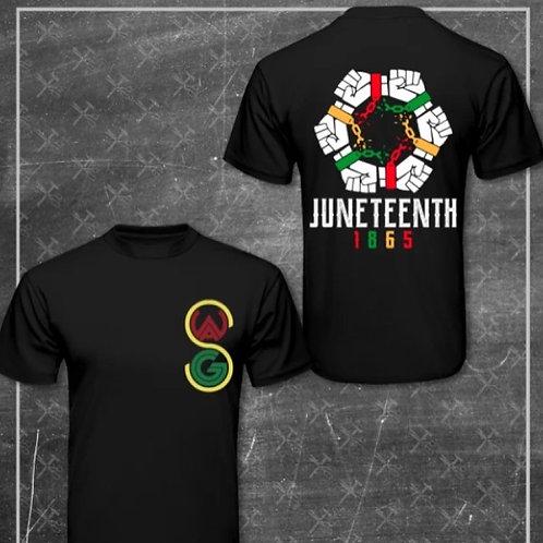 """The """"Juneteeth"""" Signature Tee"""