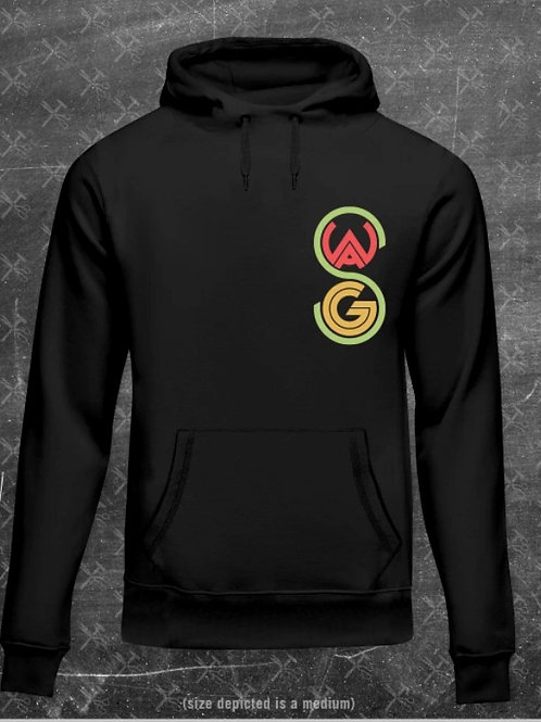 Swagg Apparel Embroidered Hoodies