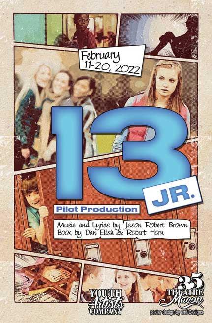 13, Jr.