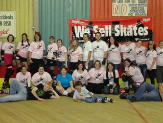MGDD's beginning at Bibb Skate Arena