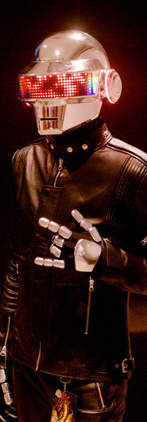 Daft Punk Thomas Helmet v2.0