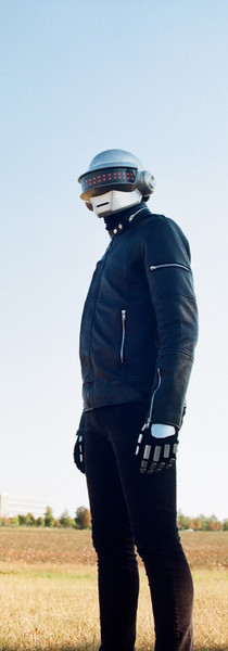 Daft Punk Thomas Helmet v1.0