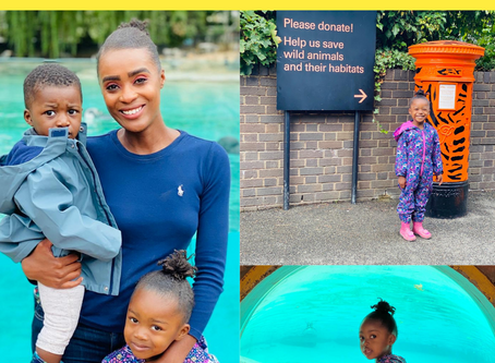 Family Days Out: London Zoo