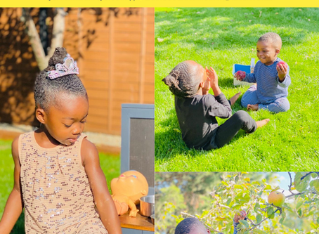 Family Days Out: Apple Picking Chronicles