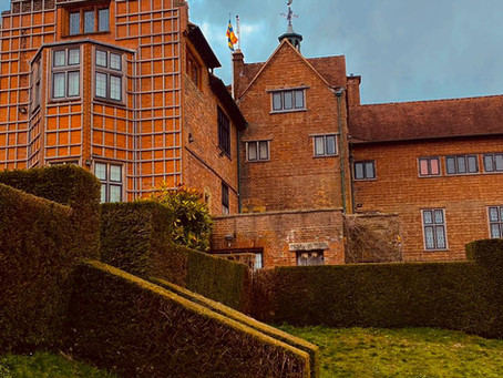Spring Days Out At Chartwell House