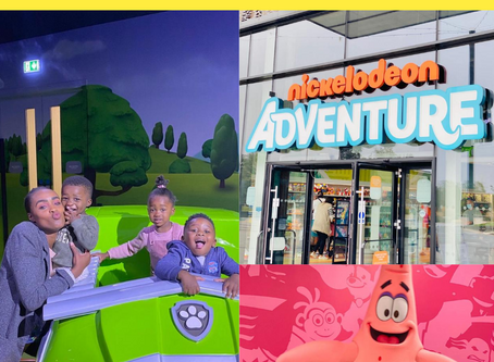 Family Day's Out: Nickelodeon Adventure