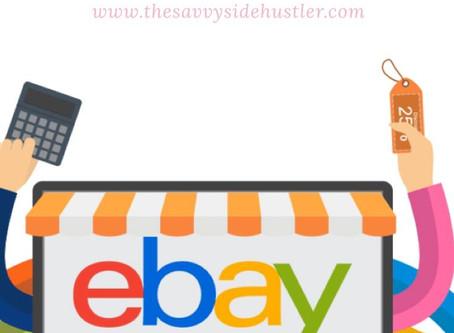 A Beginners Guide To Ebay - Side Hustle Ideas 2020