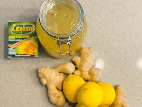 How to make your own flu remedies