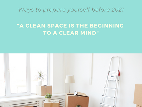 Organise With Me: 7 Things To Declutter Now! Before 2021