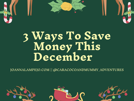 Christmas Days Out: 3 Ways To Save Money This December