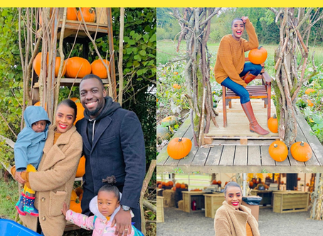 Family Days Out: Pumpkin Patch Family Fun