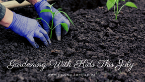 Things To Plant In July: Gardening With kids