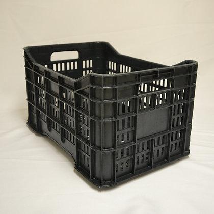Caja de Plástico Abierta