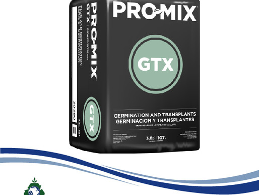 🌱 PROMIX GTX Germinación y Trasplantes