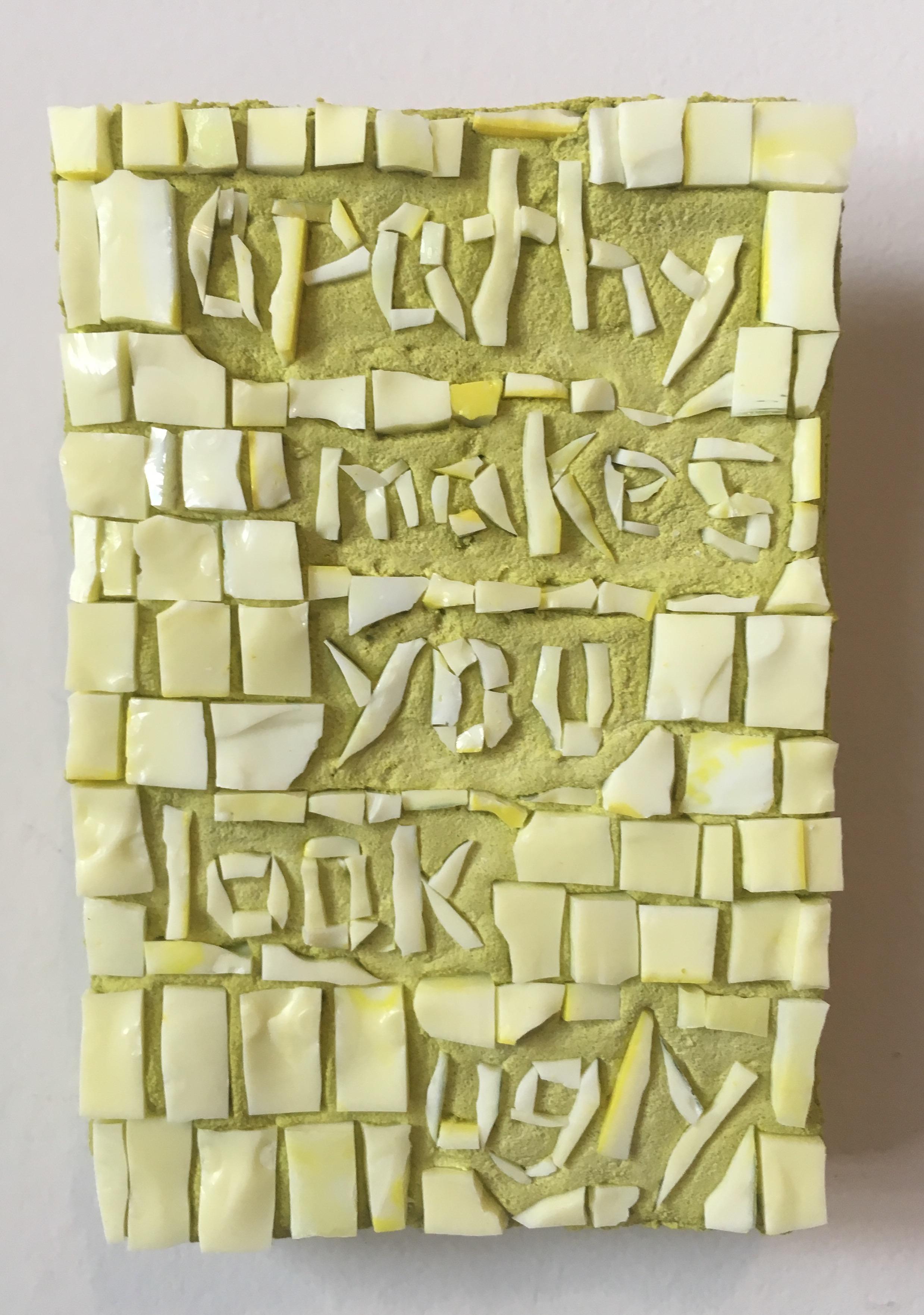 Mosaic Poem 2 (apathy)