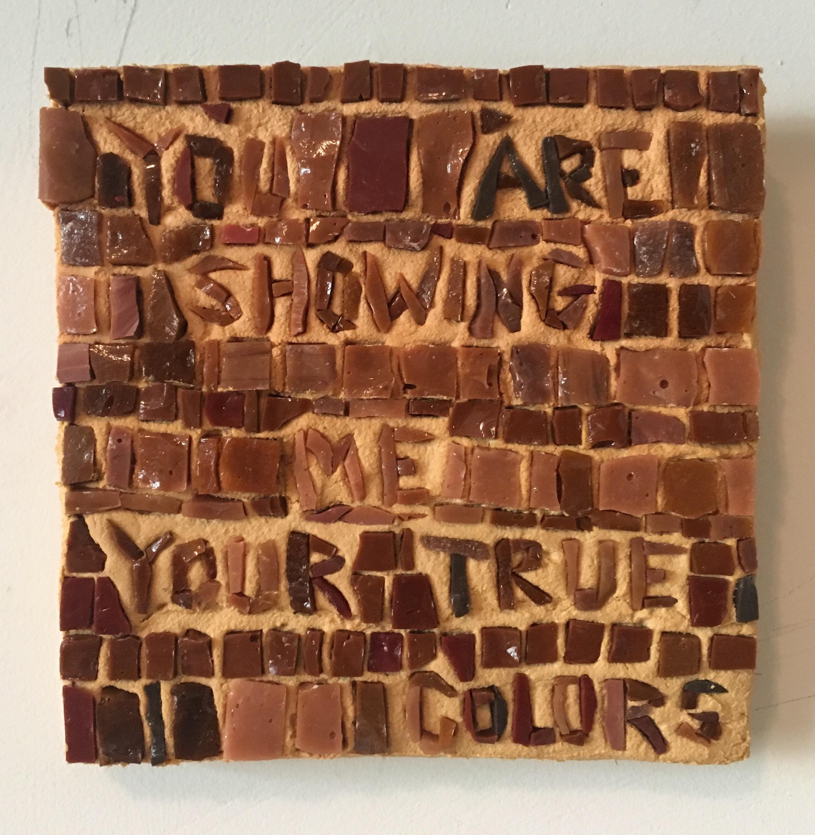 Mosaic Poem 4 (true colors)