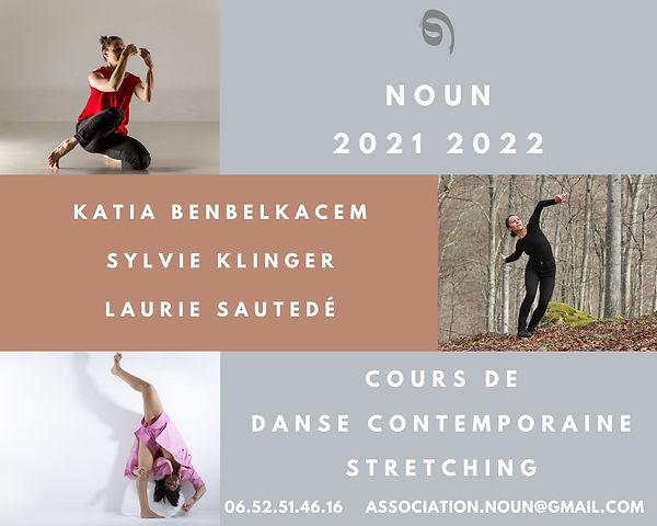 Noundanse danse contemporaine Montpellier