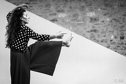 Laurie Sautedé Noun Danse Montpellier