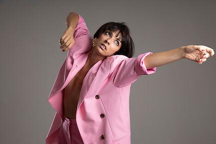 Katia Benbelkacem danse contemporaine