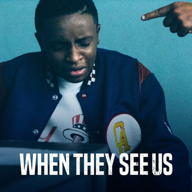 CENTRAL PARK 5 WHEN THEY SEE US