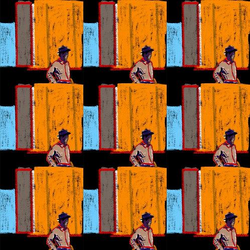 "Rodeo Blues II - 16"" x 20"" Print"
