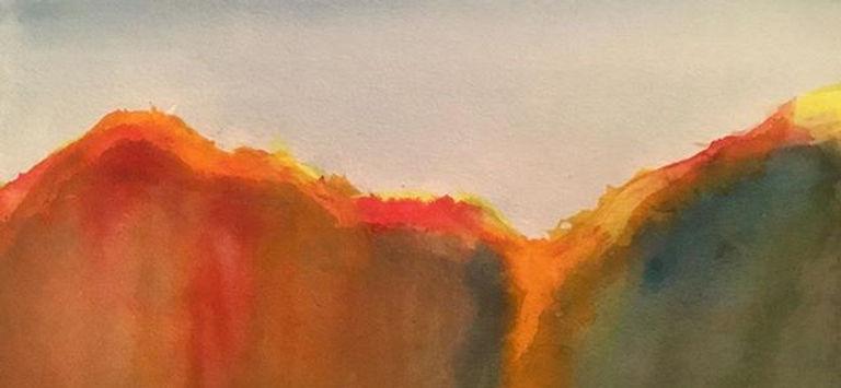 Tonight's watercolor experiment.jpg