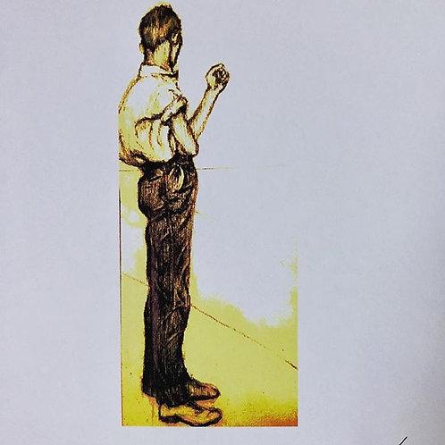 Waiting - Mini Print - No Frame