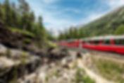 swiss train