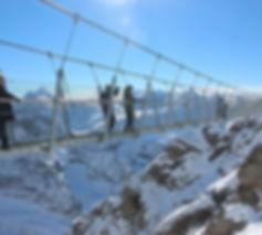 Titlis Ice Bridge