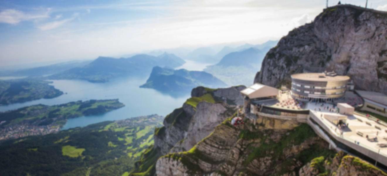 Lucerne and Mount Pilatus