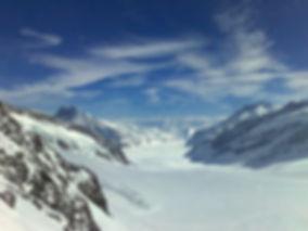 Jungfrau Region - Aletsch Glacier