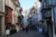 Augustinergasse Zurich Switzerland