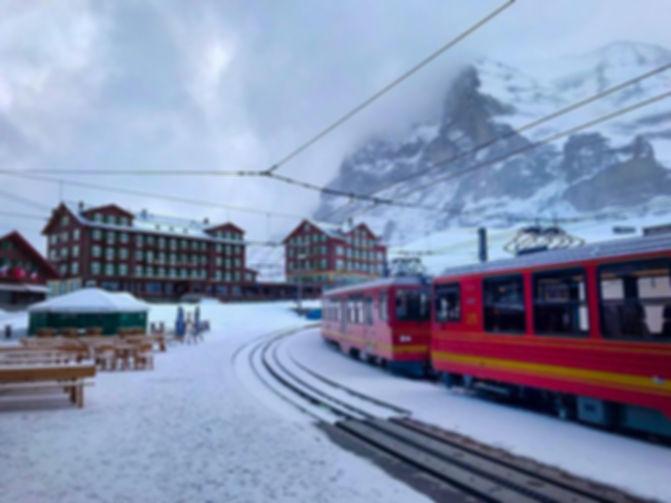 Kleine Scheidegg Train