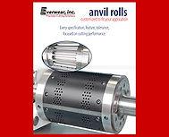 anvil roll industrial converting machine blade everwear resharpen